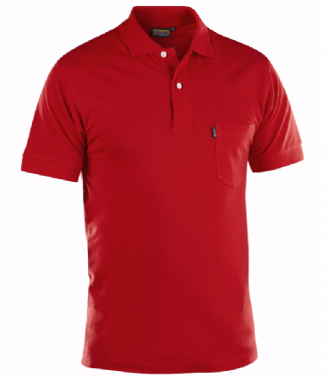Blaklader 3305 Polo Shirt (Red)